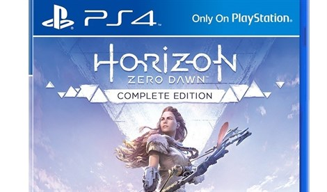 Horizon Zero Dawn Complete Edition para Playstation 4