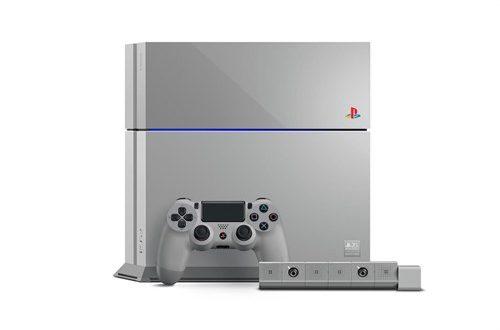 Sorteo solidario de una exclusiva PlayStation 4 edición 20 Aniversario