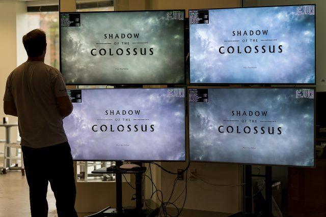 Shadow of the Colossus para Playstation 4 el 7 de febrero