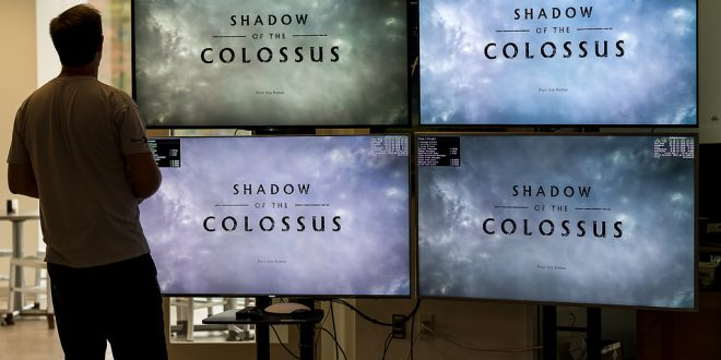Shadow of the Colossus para Playstation 4 el 7 de febrero