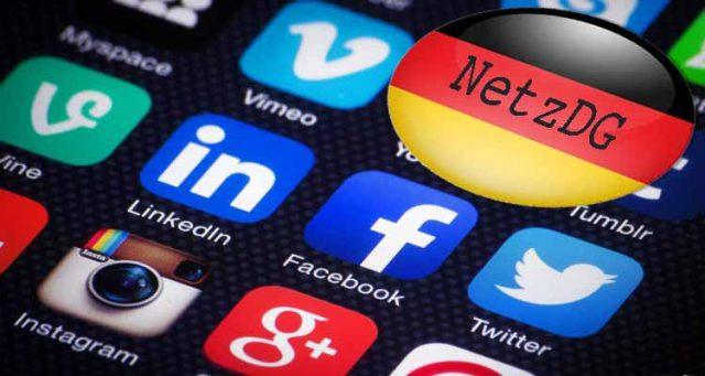 etzDG Facebook, Twitter o Google tiene 24 horas para borrar el contenido ilegal