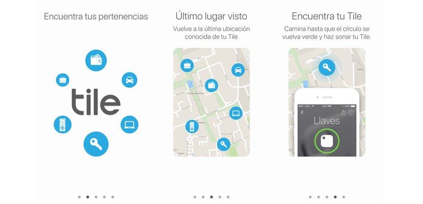 App ¿Cómo configurar el Tile Sport?