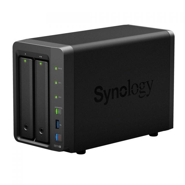 Synology DS718+ uno de los mejores NAS para nuestra casa