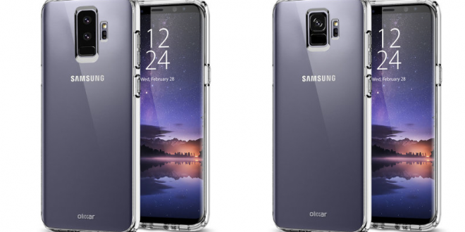 Samsung planea lanzar sus nuevos modelos Samsung Galaxy S9 y Samsung Galaxy S9 Plus en marzo
