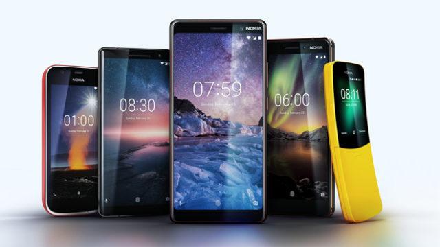 Nokia en el mobile World congress. El resurgir de la marca