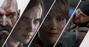 Sony Playstation 4 hace una recopilación de los próximos juegos exclusivos