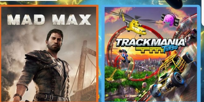 Juegos del mes gratis.PlayStation Plus – Abril 2018