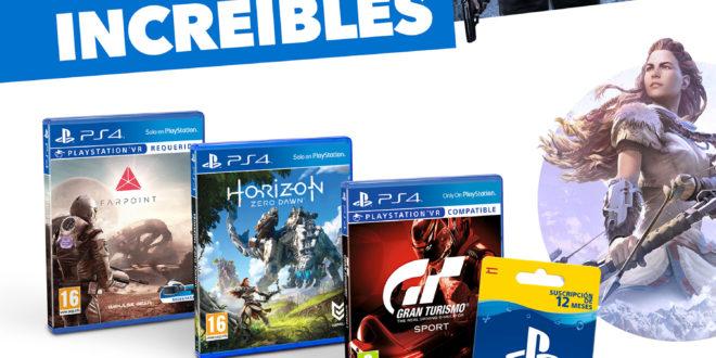 La campaña Solo en PlayStation continúa con sus ofertas para PS VR y PlayLink