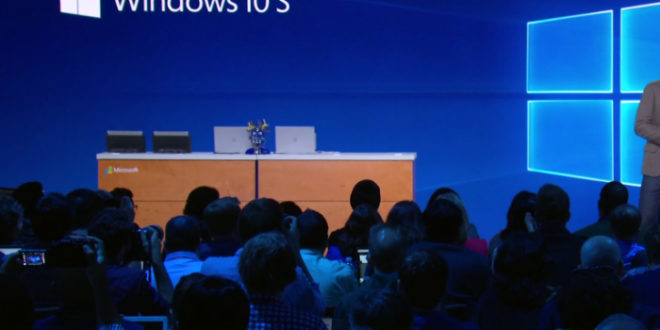 El modo S de Windows 10 estará disponible sin costes en 2019