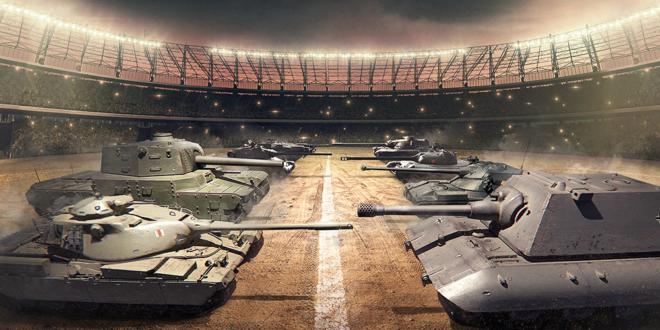 World of Tanks para consola presenta un paquete de novedades que te permitirá disfrutar durante San Patricio y March Madnes