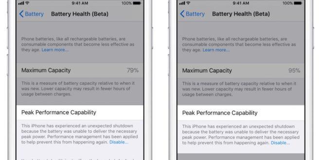 Llega la actualización de iOS 11.3 para tu iPhone e iPad. ¿Qué novedades trae el iOS 11.3?