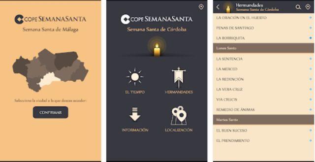 La 10 apps para disfrutar de una escapada en Semana Santa