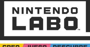 Nintendo Labo Workshop - Un taller para pequeños inventores por primera vez en España