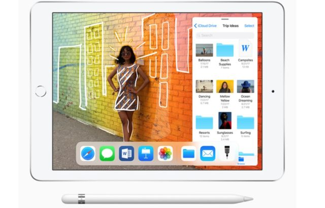 Apple anuncia un iPad barato compatible con Apple Pencil y dirigido a estudiantes