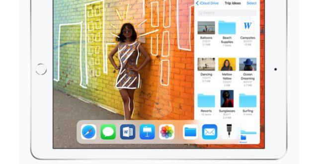 Apple anuncia un iPad barato compatible con Apple Pencil y dirigido a estudiantes