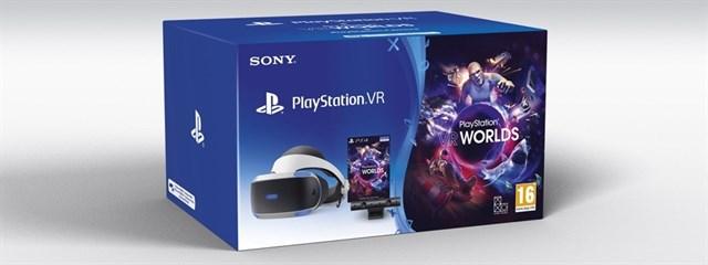 PlayStation VR disponible a un nuevo precio a partir del 29 de marzo. 100 euros de descuento.