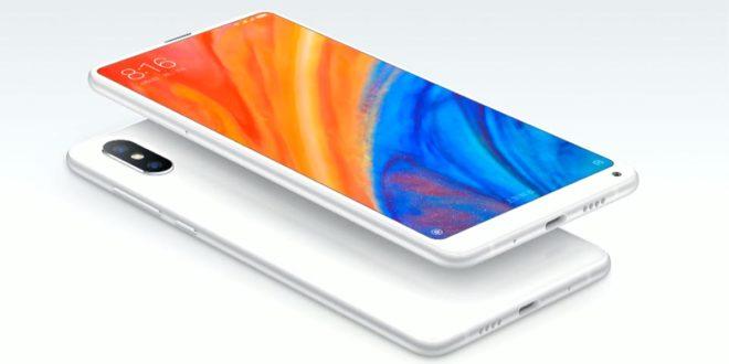 Xiaomi presenta su smartphone insignia Mi MIX 2S