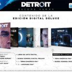 Entrevista a los protagonistas de Detroit: Become Human para PS4