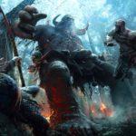 God of War ya a la venta para PS4