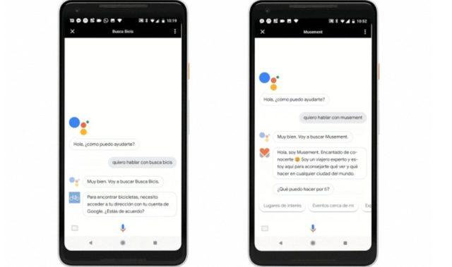 El Asistente de Google en español ya integra aplicaciones de terceros