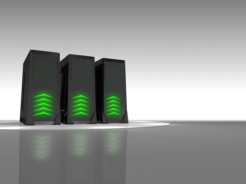 Contrata el servicio de hosting: