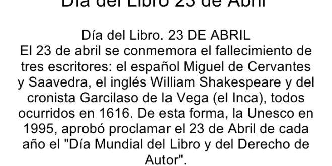 23 de abril: Día Internacional del Libro. 1 de cada 3 españoles acude a Internet para encontrar joyas literarias