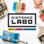 Nintendo Labo: Juega, crea y descubre con la nueva forma de diversión interactiva de Nintendo Switch