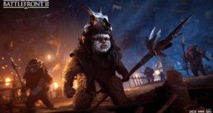 Star Wars: Battlefront II con la actualización Noche de Endor