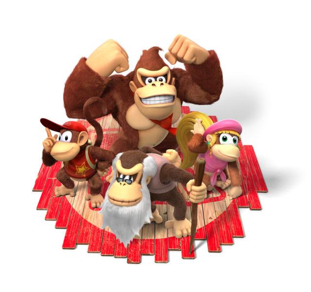 Donkey Kong Country: Tropical FreezeEl primate más famoso de los videojuegos vuelve mejor acompañado que nuncaen Nintendo Switch