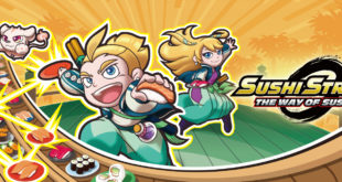 Sushi Striker: The Way of Sushido para Nintendo Switch