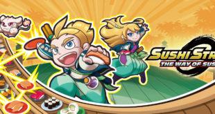Sushi Striker: The Way of Sushido para Nintendo Switch
