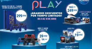 Desvelada una PlayStation 4 edición limitada y grandes descuentos durante las rebajas Days of Play