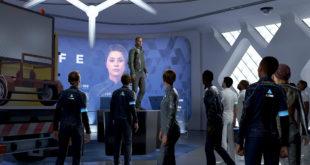 Detroit: Become Human PlayStation presenta el vídeo El resurgir del género androide