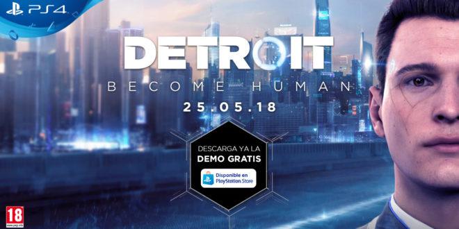 Detroit: Become Human partida colectiva
