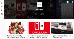 Nueva versión de Google Noticias y Play Kiosco