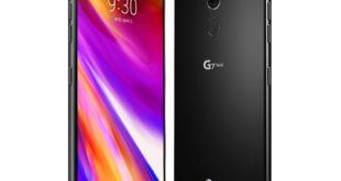 LG G7ThinQ, el smartphone que supera la realidad