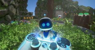 SonyanunciaAstro Bot Rescue Mission para PlayStation VR