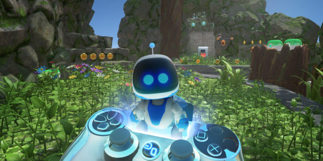 Sony anuncia Astro Bot Rescue Mission para PlayStation VR