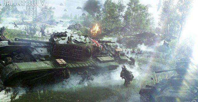 Battlefield V saldrá a la venta el próximo mes de octubre para Xbox One, PlayStation 4 y PC