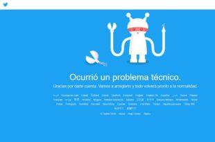 Twitterse ha caído durante la final de la Champions #UCLfinal #HalaMadrid #FinalChampions