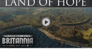A Total War Saga: Thrones of Britannia. Contempla el nacimiento de Inglaterra el día de San Jorge