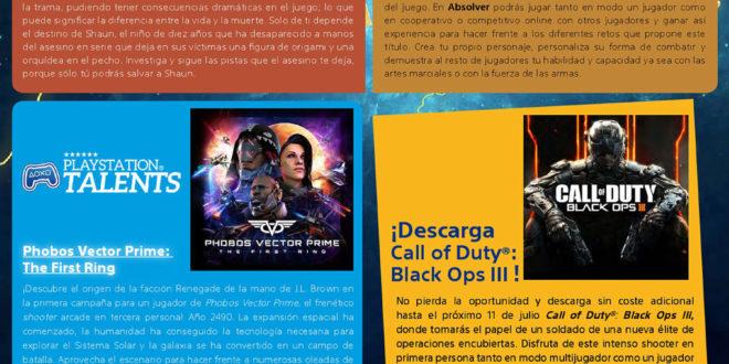 Juegos Gratis Con Playstation Plus Julio 2018juegos Gratis Con