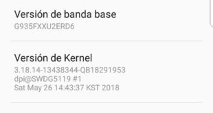 Los Samsung Galaxy S7 y S7 Edge actualizan a Android 8.0 Oreo en la versión española PHE