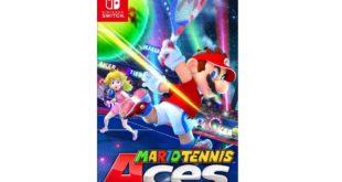 Mario Tennis Aces, disponible para Nintendo Switch