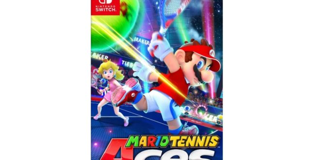 Mario Tennis Aces, disponible para Nintendo Switch