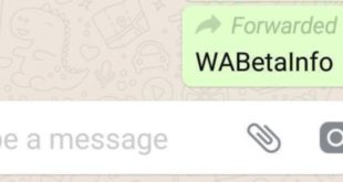 WhatsAppmarca los mensajes que son reenviados y no escritos originalmente por el usuario en su nueva beta para Android