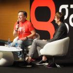 Mark Cerny entrevista a Shawn Layden en Gamelab 2018