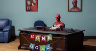Marvel's Spider-Man entra en fase Gold