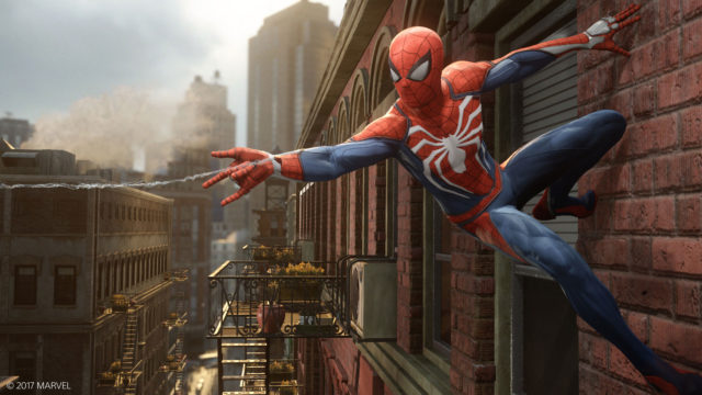 PlayStation desvela un nuevo vídeo de Marvel's Spider-Man