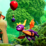 Spyro Reignited Trilogy le pone ritmo Comic-Com